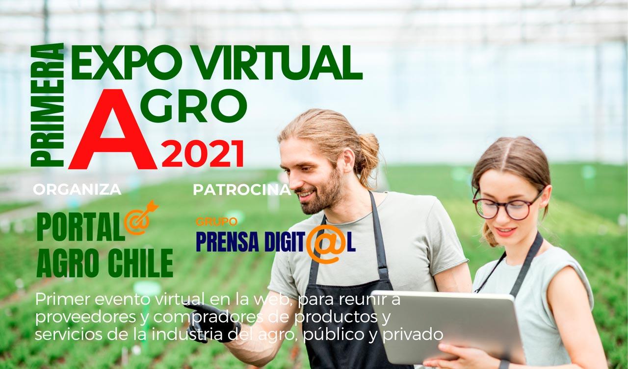Expo Virtual Agro 2021 - feria evento online