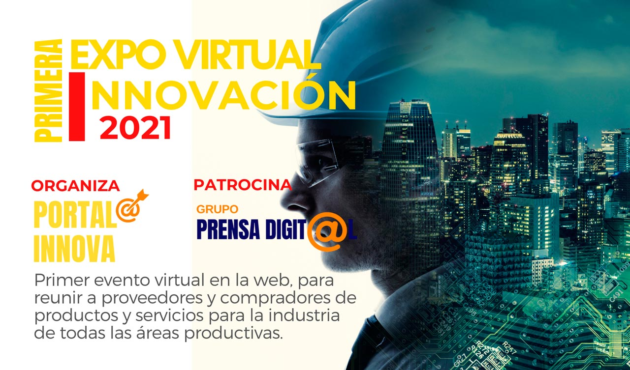 Expo Virtual Innovación 2021 - feria evento online